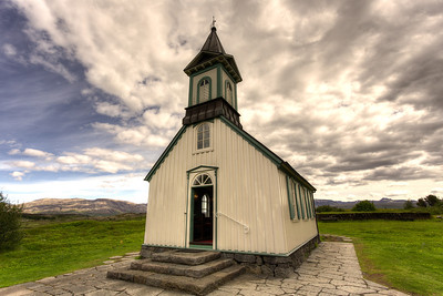 Þingvellir Church | Þingvellir National Park, Iceland