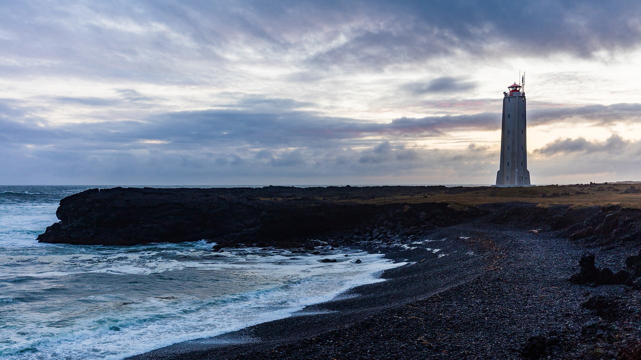 Snæfellsjökull National Park Lighthouse