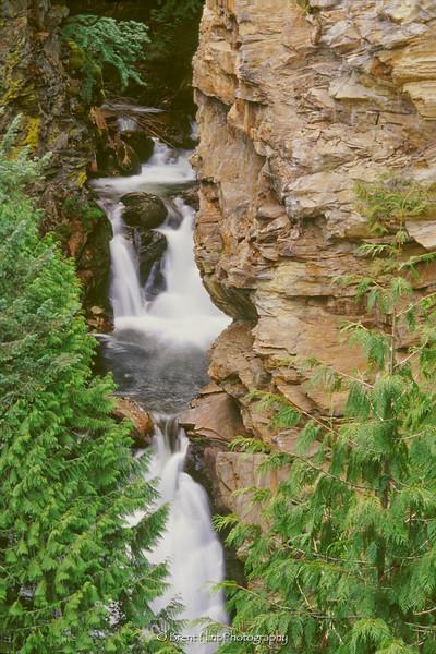 S.4146 - Myrtle Falls, Kootenai Natl. Wildlife Refuge, ID.