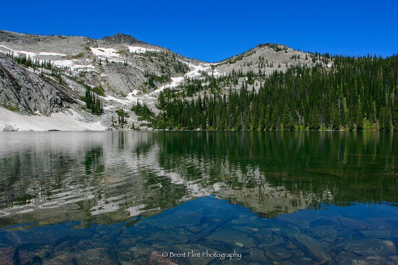 DF.1816 - Harrison Lake, Kaniksu National Forest, ID.