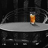 Ice tea on the Birchwood UK deck
