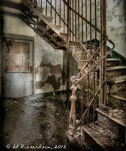 Fancy Stairwell
