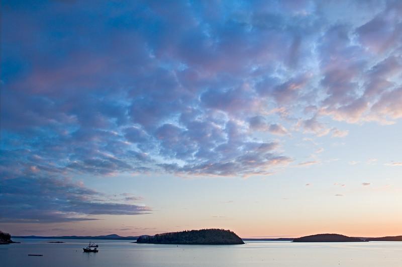 Porcupine Islands,Bar Harbor