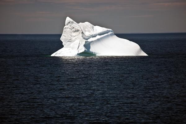 Iceberg off New Foundland