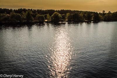 Sunset Sparkles