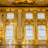 Golden Wall in Catherine's Palace