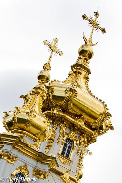 Peterhof Domes