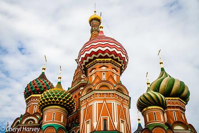 St. Basil's Domes