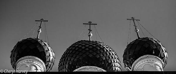 Uglich Domes