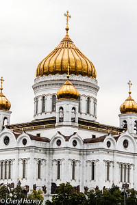 Cathedral of Christ the Saviour, Back View