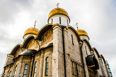 Cathedral of the Dormition of the Theotokos, Side View