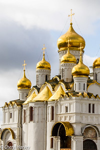 Cathedral of the Annunciation, Golden Domes