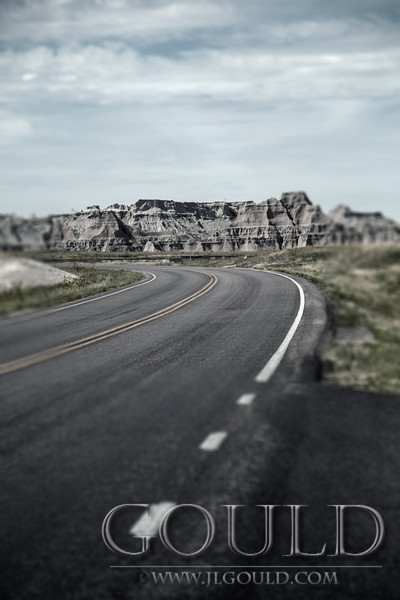A Turn In The Badlands