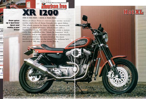 American Iron Magazine