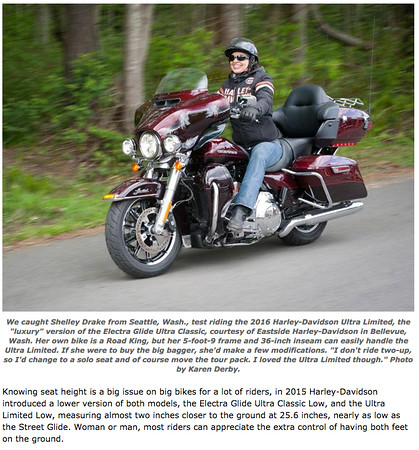 WomenRidersNow.com<br /> May 2016