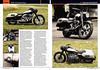 Steve Huff Motorsports' custom Road King<br /> Hot Bike magazine, July 2008