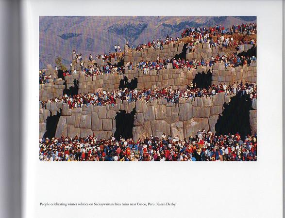 "Inti Raymi Festival of the Sun, Cusco, Peru<br /> published in ""Mother Earth"", A Sierra Club Book ©2002"