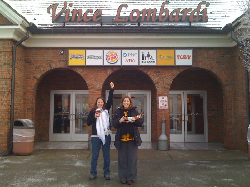 The Vince Lombardi Service Station
