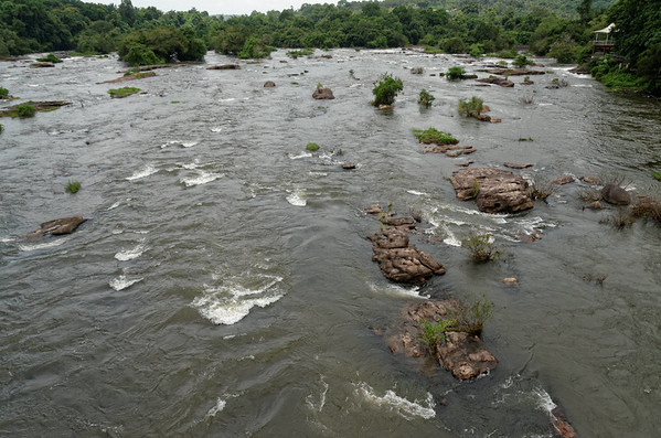 Chalakkudy River, Kerala, India