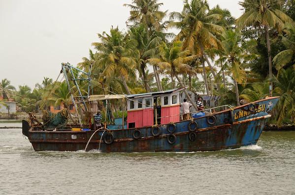 Fathima Island, Mukkad, Kerala, India