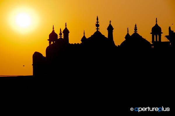 Varanasi Sunset