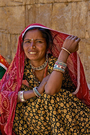 Jeweler Seller, Jaisalmer