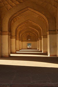 Akkbar's Tomb, Uttar Pradesh