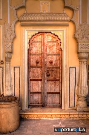 Jaipurian Door