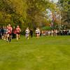 Brebeuf Jesuit Regionals Girls Race at Brebeuf Jesuit October 13, 2012