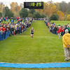 IHSAA Girls Cross Country Carmel Semi-State at Northview Christian Church in Carmel, Indiana on Saturday, October 20, 2012.