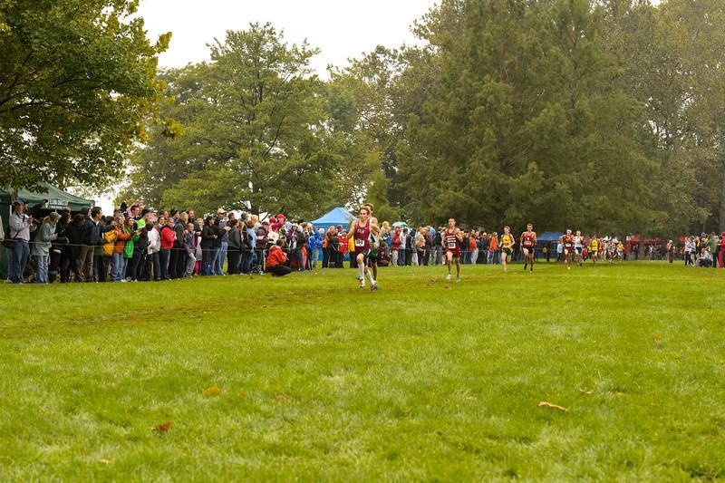 Culver Invitational 2012 Boys Open Race