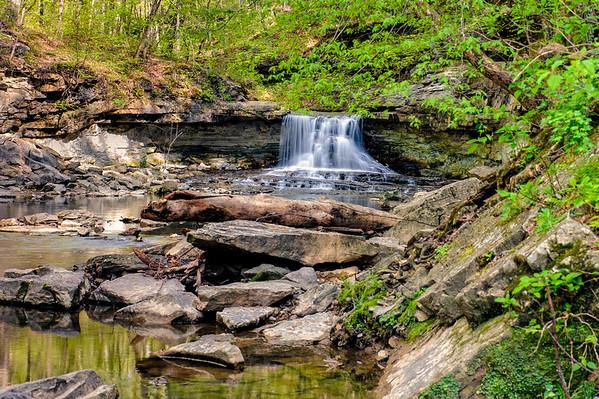 McCormick Creek Falls