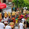 Traditional Balinese Hindu Procession, Ubud, Bali (5)