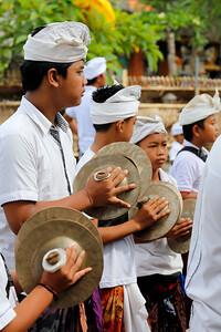 Traditional Balinese Hindu Procession, Ubud, Bali (10)