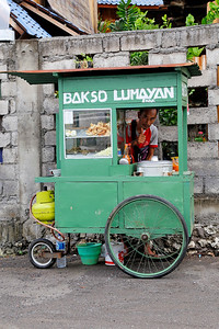 Noodle Stall, Bali