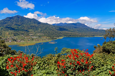 Lake Buyan, Bali, Indonesia
