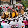 Traditional Balinese Hindu Procession, Ubud, Bali (6)