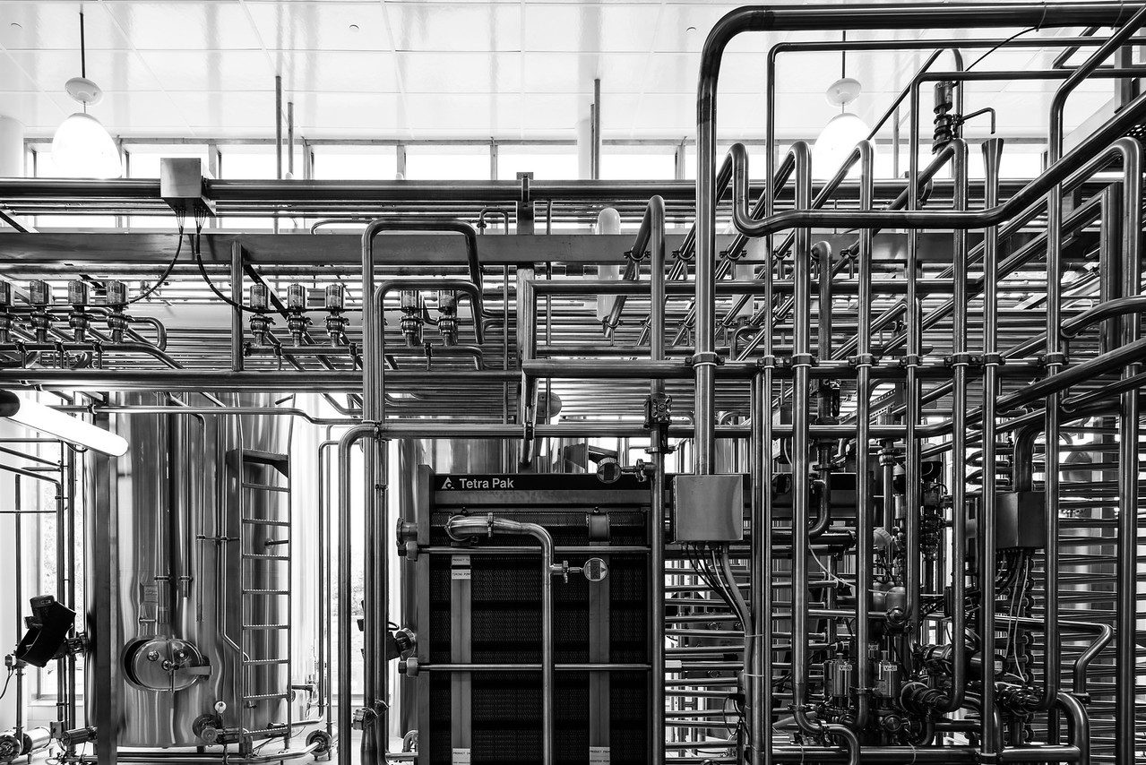 Industrial Monochrome