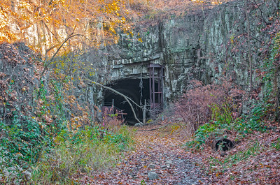 NYSW Railroad Tunnel - Fairview, New Jersey