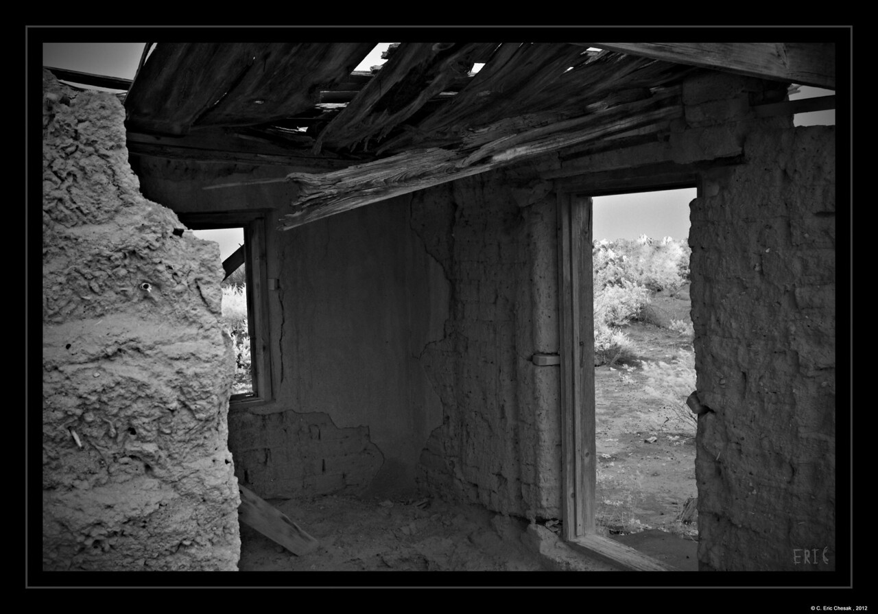 Muddy Corners<br /> <br /> Date:September 28, 2012<br /> <br /> Camera: Full Spectrum converted Canon 40D<br /> Lens: Canon EF24-70 f2.8L<br /> Filter:Astronomik Proplanet 742 Clip-in<br /> Tripod: Induro AT313 with BH-2 Ball Head<br /> Exposure: ISO 200, f11