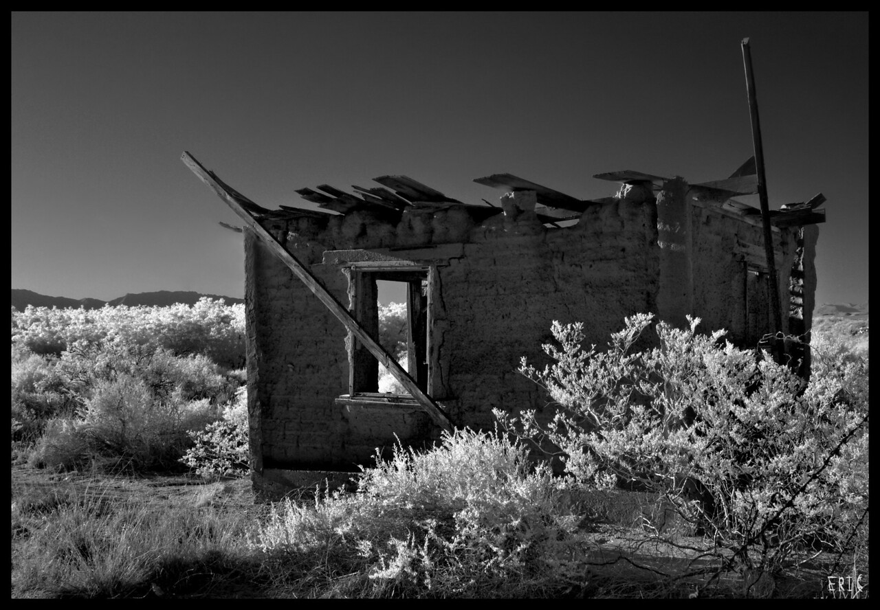 Rustic Beauty<br /> <br /> Date:June 23, 2012<br /> <br /> Camera: Full Spectrum converted Canon 40D<br /> Lens: Canon EF24-70 f2.8L<br /> Filter:Astronomik Proplanet 742 Clip-in<br /> Tripod: Induro AT313 with BH-2 Ball Head<br /> Exposure: ISO 100, f11