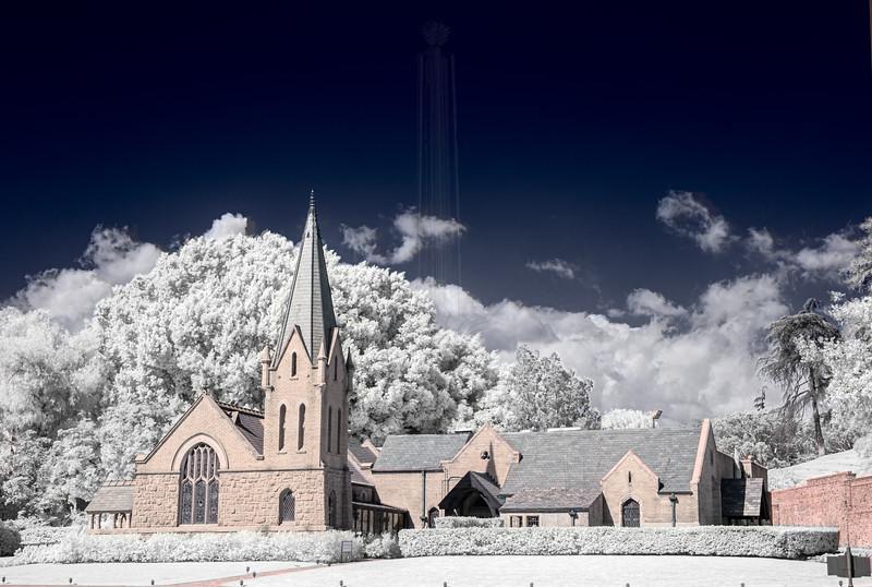 Little Church of the Flowers(IR).
