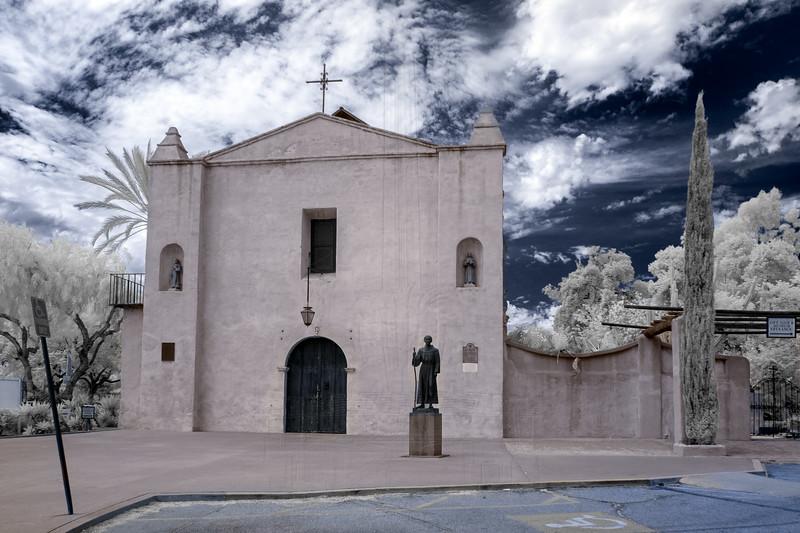 Mission San Gabriel(IR).