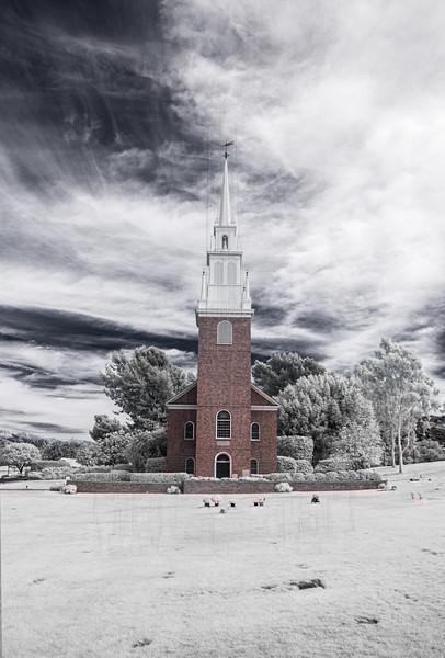 Old North Church(IR)