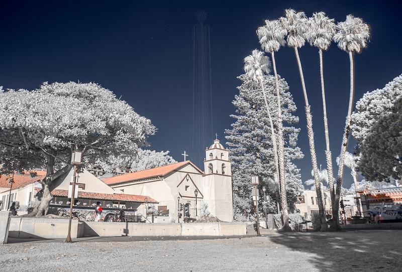 Mission San Buenoventura(IR).