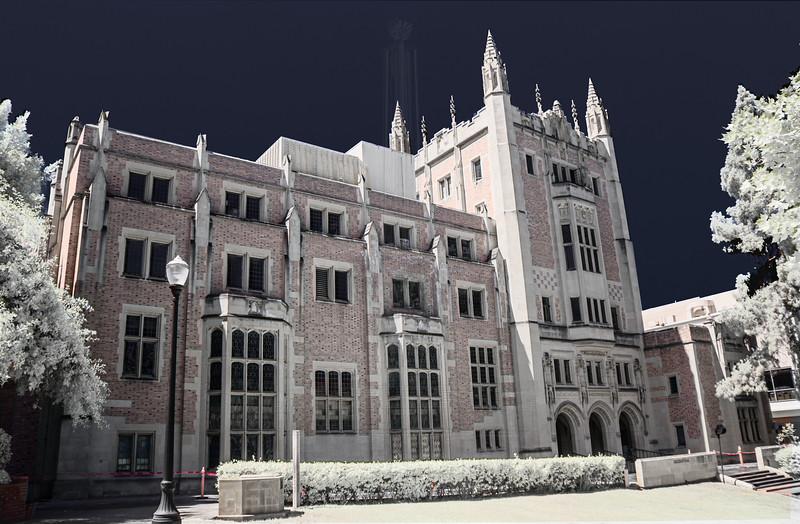 Kerckhoff Hall at UCLA(IR).