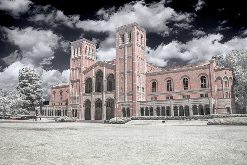 Royce Hall at UCLA(IR)