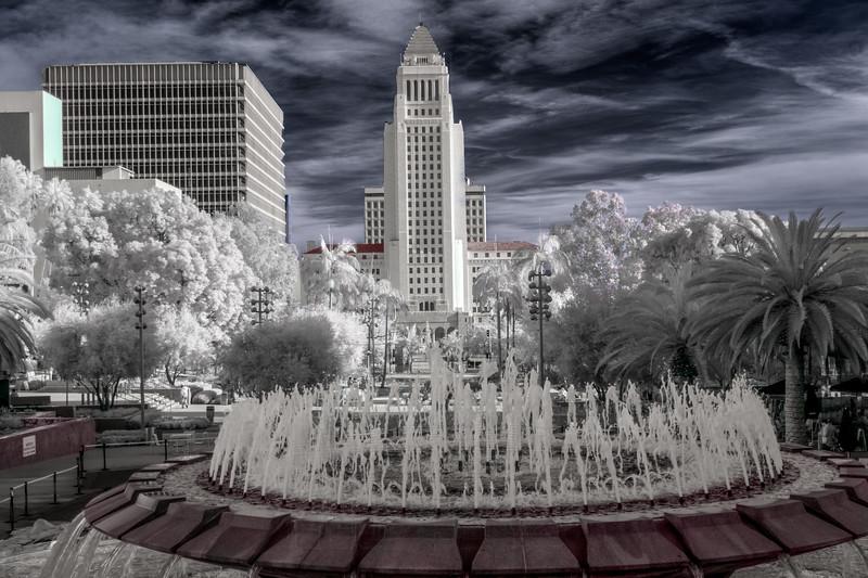 Grand Park(Infrared)