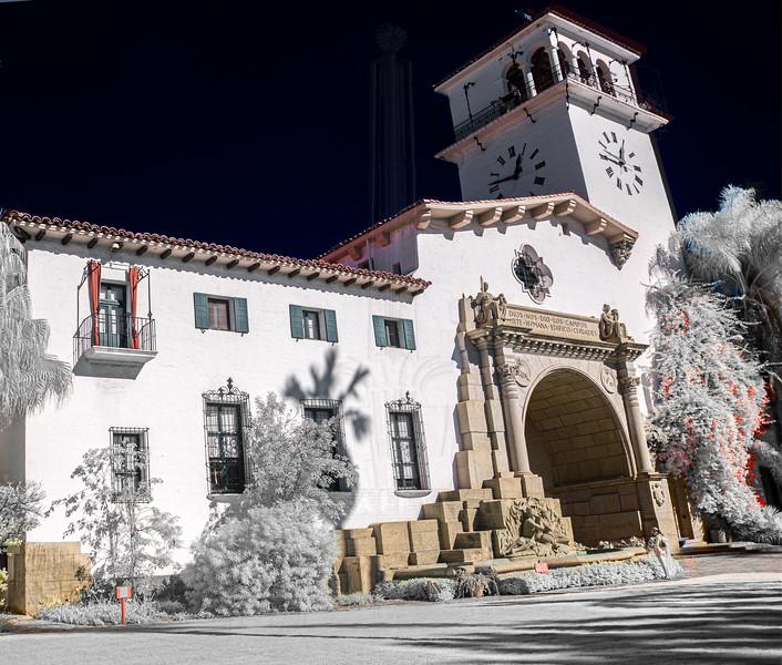 Santa Barbara Courthouse(IR)