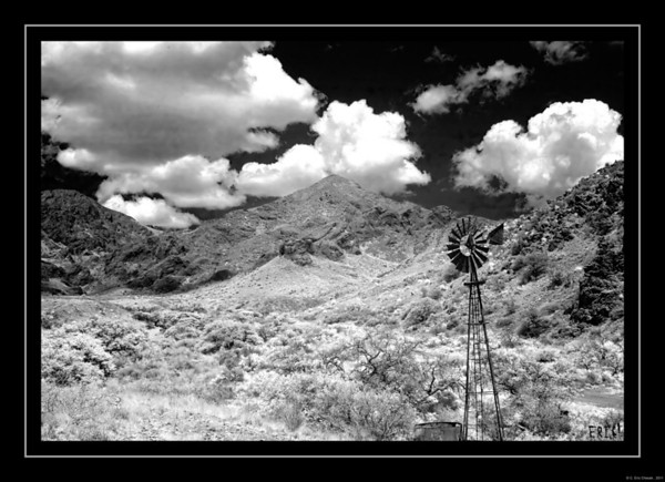 Solidad Canyon Full Spectrum Canon 300D + EF24-70 f2.8L   720nm